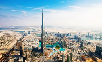 City break DUBAJ