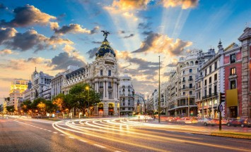 City break MADRID